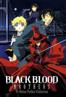 Black Blood Brothers Cover, Online, Poster