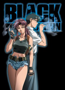 Black Lagoon Cover, Online, Poster