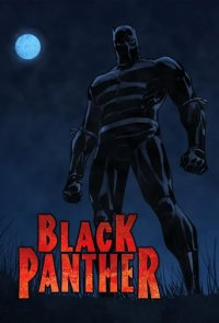 Cover Black Panther, Poster