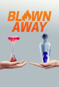 Cover Blown Away, Poster