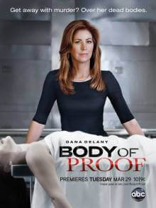 Body of Proof Cover, Poster, Body of Proof