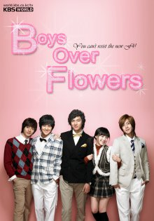 Boys over Flowers Cover, Online, Poster