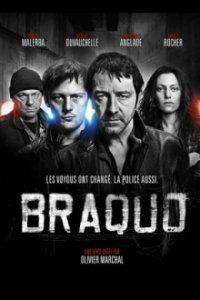 Braquo Cover, Online, Poster