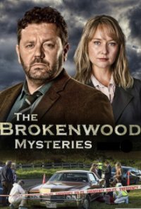 Brokenwood – Mord in Neuseeland Cover, Poster, Brokenwood – Mord in Neuseeland