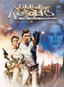 Cover Buck Rogers, Poster