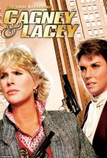 Cover Cagney & Lacey, TV-Serie, Poster