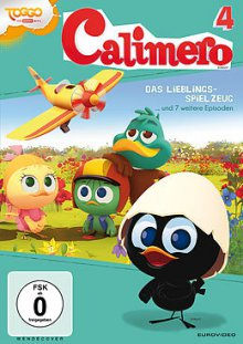 Cover Calimero (2014), TV-Serie, Poster