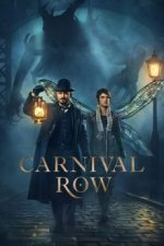 Cover Carnival Row, Poster Carnival Row