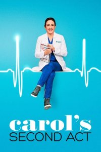 Carol's Second Act Cover, Poster, Carol's Second Act