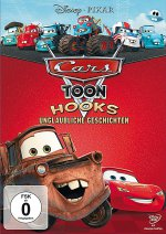 Cover Cars Toons - Hooks unglaubliche Geschichten, Poster Cars Toons - Hooks unglaubliche Geschichten