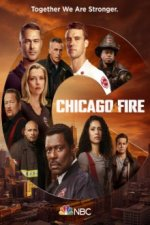 Cover Chicago Fire, Poster Chicago Fire