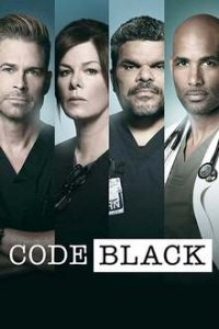 Cover Code Black, Poster