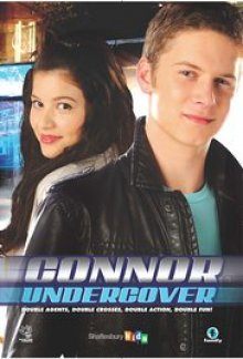 Cover Connor Undercover, Poster