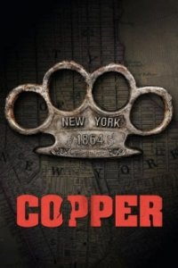 Cover Copper – Justice is brutal, Poster