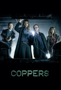 Coppers Cover, Poster, Blu-ray,  Bild