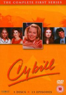 Cover Cybill, Poster