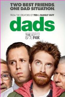 Cover Dads, Poster