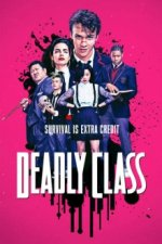 Cover Deadly Class, Poster Deadly Class