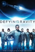 Cover Defying Gravity, Poster Defying Gravity