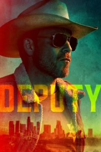 Cover Deputy, Poster