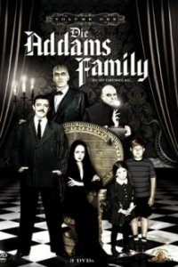 Cover Die Addams Family, Poster