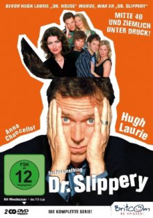 Cover Dr. Slippery, Poster