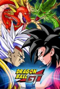 Dragonball GT Cover, Online, Poster