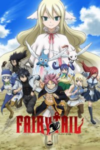 Cover Fairy Tail, TV-Serie, Poster