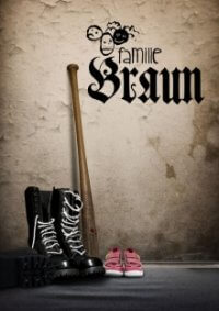Cover Familie Braun, Poster