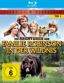 Cover Familie Robinson, Poster