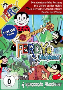 Ferdy Cover, Online, Poster