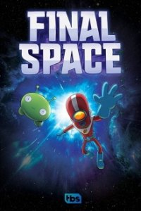 Cover Final Space, Final Space