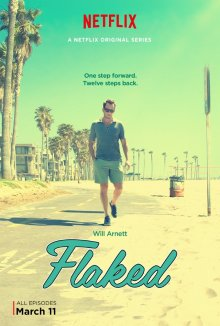 Cover Flaked, Poster