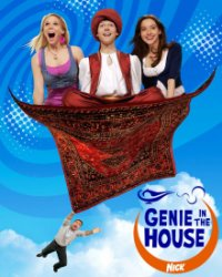 Cover Genie in the House, Poster