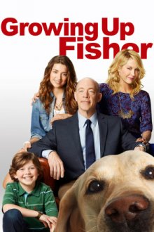 Growing Up Fisher Cover, Poster, Growing Up Fisher DVD