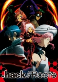 Cover .hack//Roots, Poster