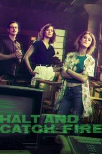 Cover Halt and Catch Fire, Halt and Catch Fire