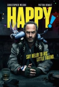 Happy! Cover, Poster, Happy! DVD