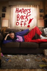 Haters Back Off! Cover, Poster, Haters Back Off!
