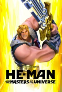 Poster, He-Man and the Masters of the Universe (2021) Serien Cover