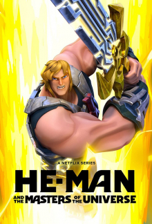 He-Man and the Masters of the Universe (2021), Cover, HD, Serien Stream, ganze Folge