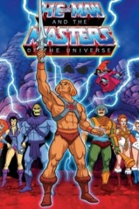 He-Man and the Masters of the Universe Cover, Online, Poster