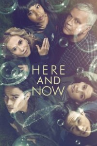 Here and Now Cover, Poster, Here and Now DVD