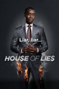 Cover House of Lies, Poster