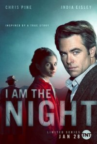 Cover I Am the Night, TV-Serie, Poster