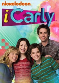 Cover ICarly, TV-Serie, Poster