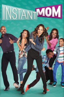 Instant Mom Cover, Poster, Instant Mom