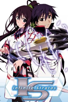 IS: Infinite Stratos Cover, Poster, IS: Infinite Stratos DVD