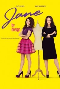 Cover Jane by Design, Poster