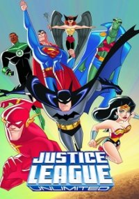 Justice League Unlimited Cover, Online, Poster